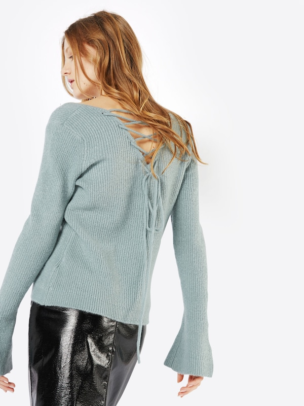 Review Pullover 'LACE'