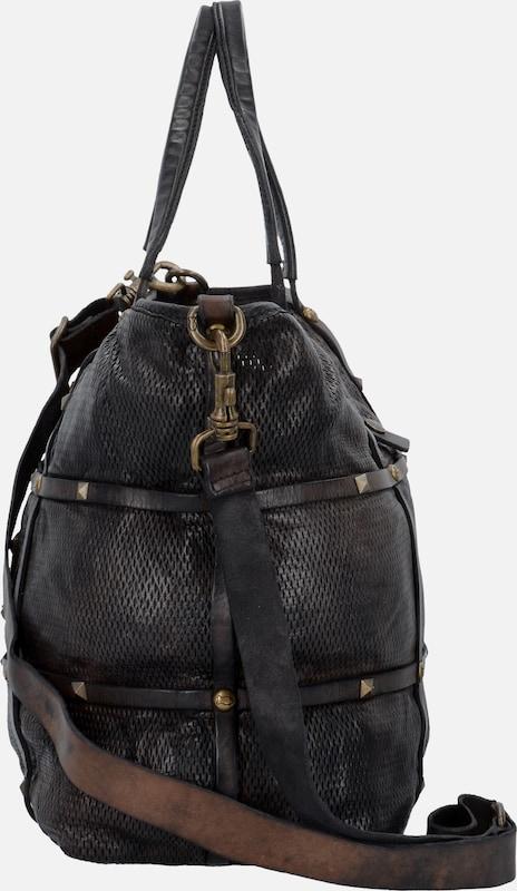 Campomaggi Clematide Shopper Tasche Leder 30 cm