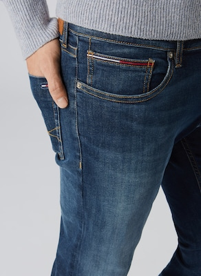 0bace968198 Tommy Jeans Jeans  Slim Scanton DYTDST  in Donkerblauw lovely - rosmo.in