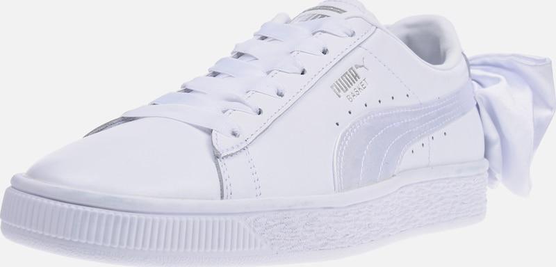 Haltbare | Mode billige Schuhe PUMA | Haltbare Sneaker 'Basket Bow' Schuhe Gut getragene Schuhe 9c6c5b