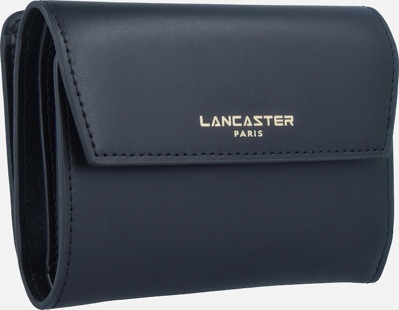 LANCASTER 'Camélia' Geldbörse Leder 13 cm