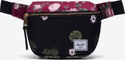 Herschel Torbica za okrog pasu 'Fifteen' | bež / mešane barve / roza / malina / črna barva, Prikaz izdelka