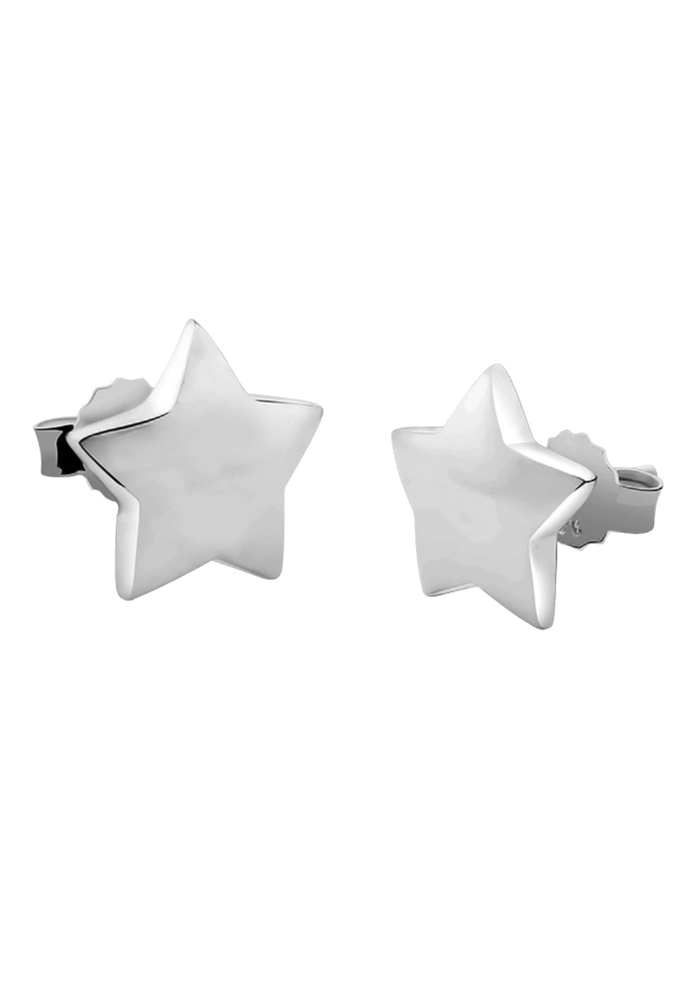 Nenalina In 'astro' Silber Ohrringe nkOXN08wP