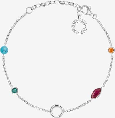 Thomas Sabo Armband in mischfarben / silber, Produktansicht