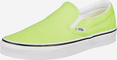 VANS Schuhe ' Classic Slip-On ' in gelb, Produktansicht