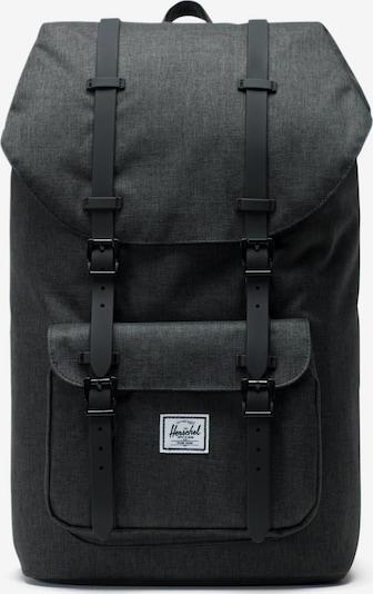 Herschel Batoh 'Little America' - černá / černý melír, Produkt