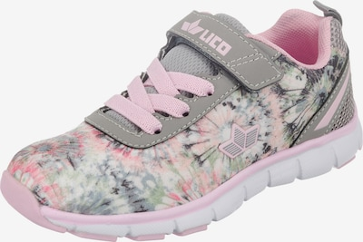 LICO Sneakers Low 'Sunflower VS' in grau / rosa, Produktansicht