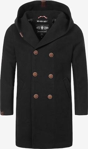 Cappotto invernale 'Irukoo' di MARIKOO in nero