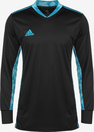 ADIDAS PERFORMANCE Torwarttrikot in blau / schwarz, Produktansicht