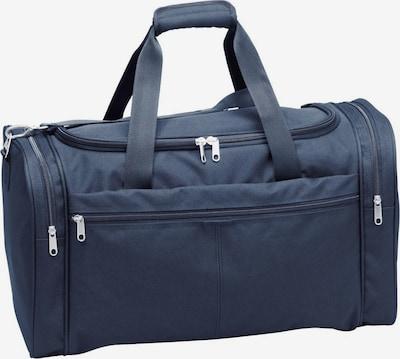 D&N Reisetasche 'Travel Line 6600'  51 cm in blau, Produktansicht