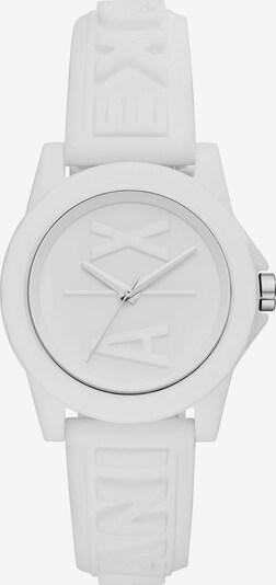 ARMANI EXCHANGE Uhr 'AX4367' in weiß, Produktansicht