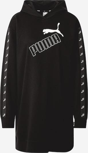 PUMA Jurk 'Amplified' in de kleur Zwart / Wit, Productweergave