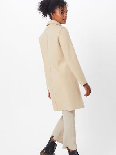 Palton de primăvară-toamnă ONLY pe maro cămilă: Privire spate