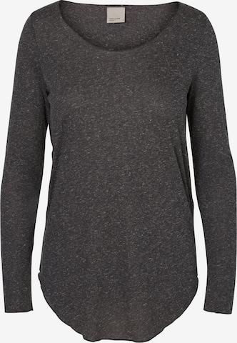 VERO MODA Shirt 'VMLUA' in Grey