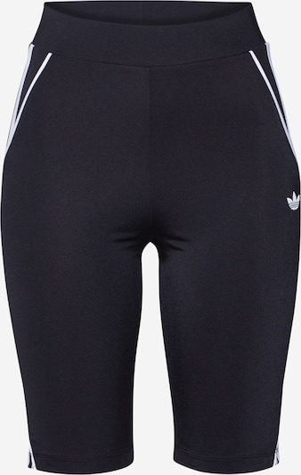 ADIDAS ORIGINALS Hose 'CYCLING TIGHT' in schwarz / weiß, Produktansicht