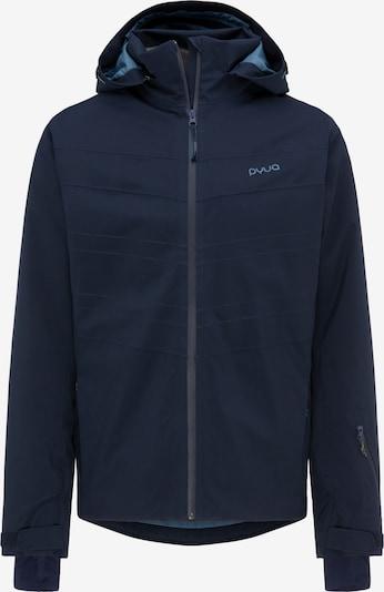 PYUA Outdoorjas 'Void' in de kleur Blauw, Productweergave