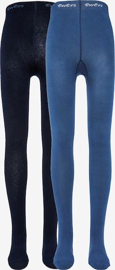 EWERS Strumpfhose in marine / nachtblau, Produktansicht