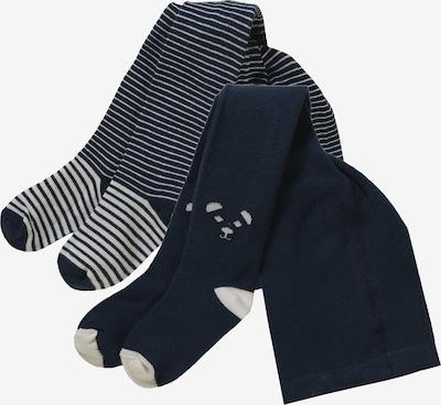 JACKY Strickstrumpfhosen in dunkelblau, Produktansicht