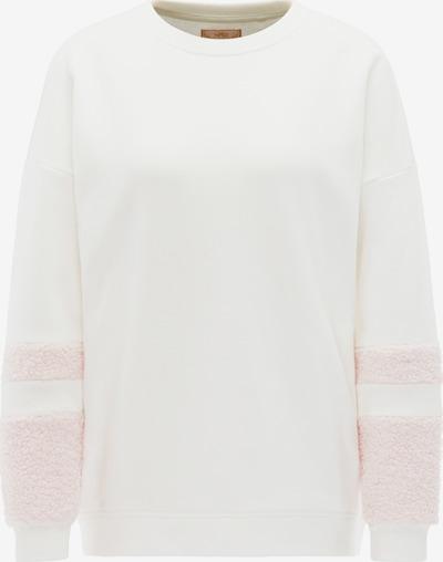 MYMO Sweatshirt in de kleur Beige / Cappuccino, Productweergave