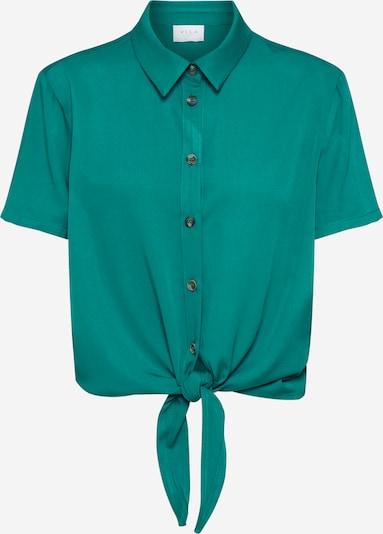 VILA Bluse in grün, Produktansicht