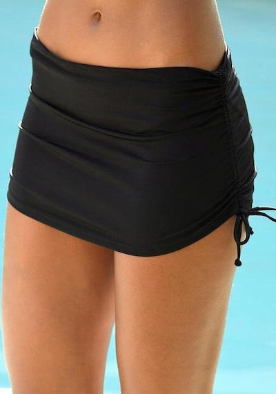 LASCANA Bikinibroek in de kleur Zwart, Modelweergave