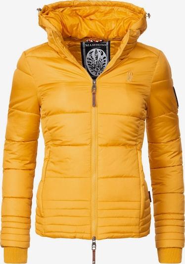 Geacă de iarnă 'Sole' MARIKOO pe galben, Vizualizare produs