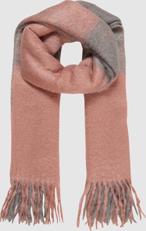PIECES Langer warmer Schal 'Pcjoo'