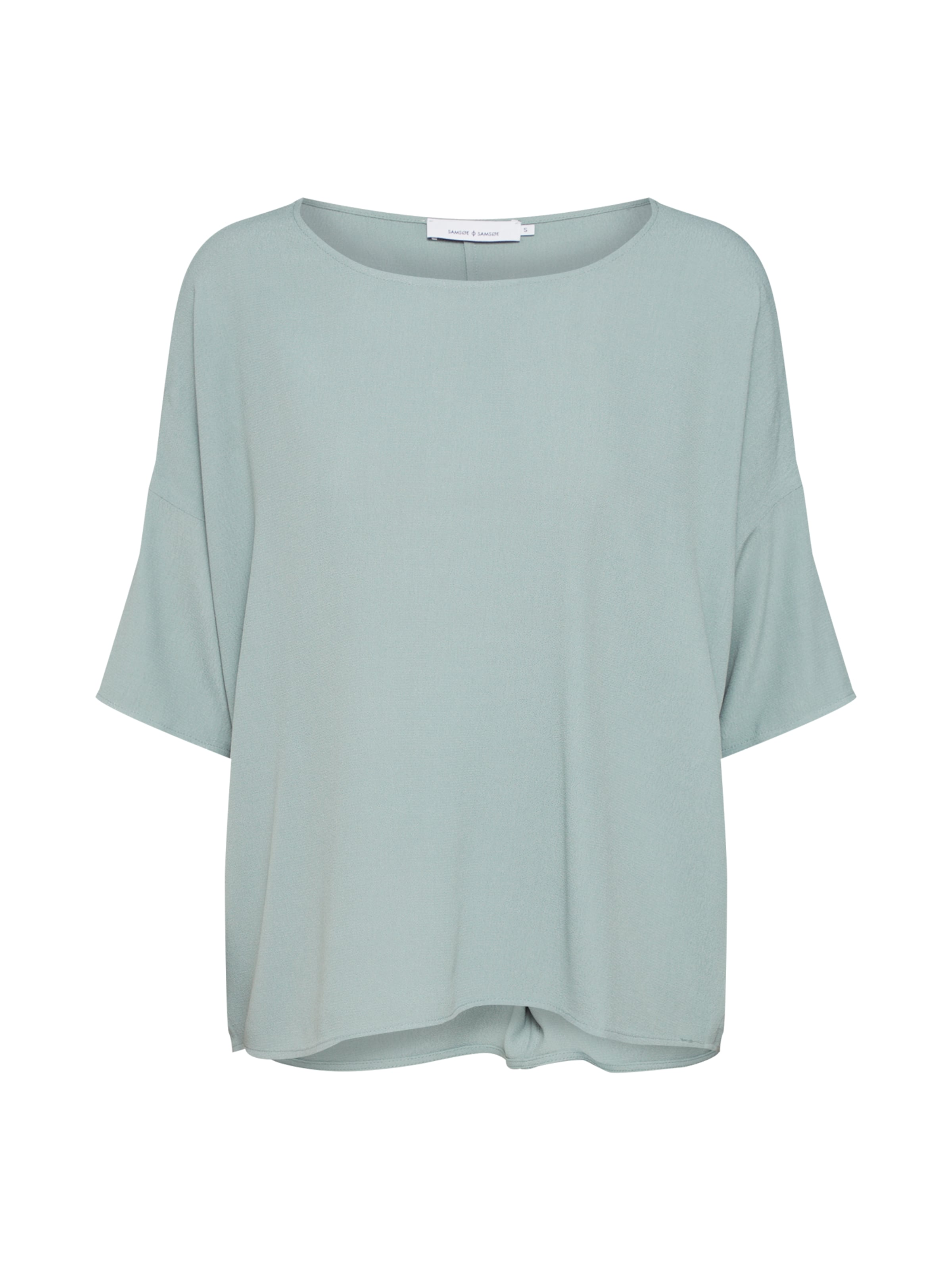 Bluse Bluse Samsoeamp; Hellgrün 'mains' 'mains' In Samsoeamp; drCshtQxB
