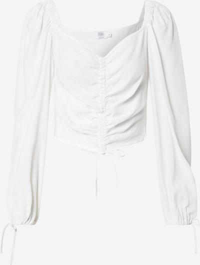 NA-KD Bluza | bela barva, Prikaz izdelka