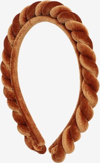 LILY AND ROSE Biżuteria do włosów 'Twist' w kolorze brązowym, Podgląd produktu