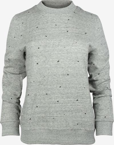 Forvert Sweatshirt 'Salo' in graumeliert, Produktansicht