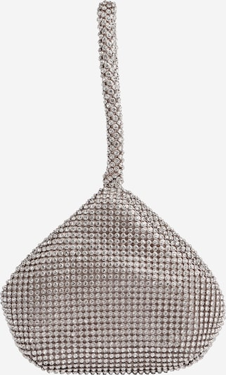 Forever New Handtasche 'Lea Diamante' in silber, Produktansicht