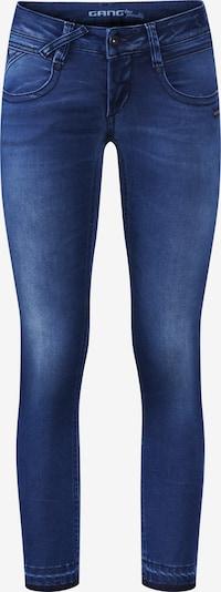 Gang Džinsi pieejami zils džinss: Priekšējais skats
