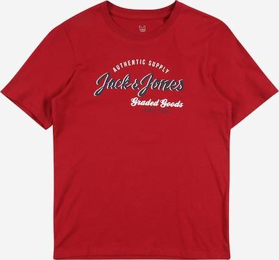 Jack & Jones Junior T-Shirt in weiß, Produktansicht