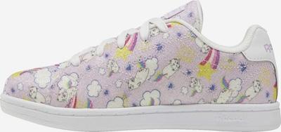 Reebok Classic Sneaker in mischfarben / rosa, Produktansicht