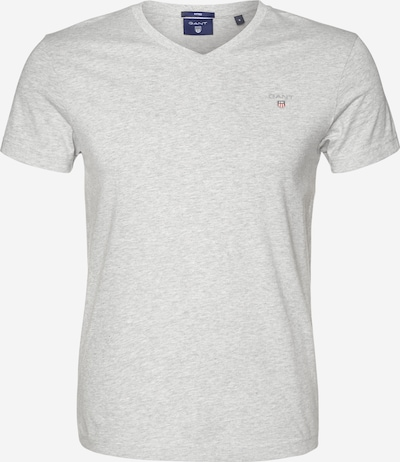 GANT Tričko - modrá / světle šedá / červená, Produkt