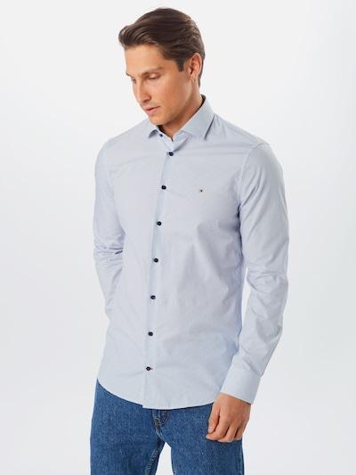 Tommy Hilfiger Tailored Košile - světlemodrá: Pohled zepředu