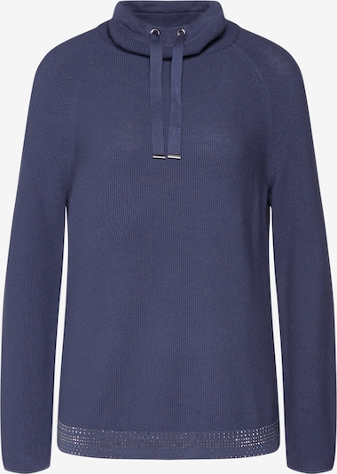 monari Pullover in dunkelblau, Produktansicht