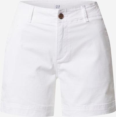 GAP Shorts 'V-5 IN KHAKI SHORT' in weiß, Produktansicht