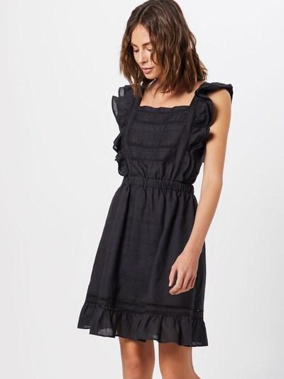 SCOTCH & SODA Kleid in schwarz, Modelansicht