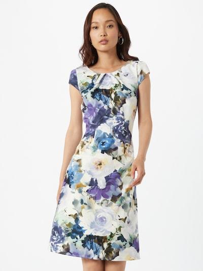 SWING Kleid 'Scuba' in mischfarben: Frontalansicht
