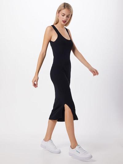 Superdry Kleid in schwarz: Frontalansicht