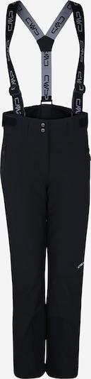 CMP Outdoor hlače | črna barva, Prikaz izdelka