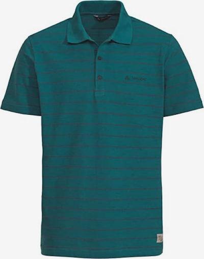 VAUDE Poloshirt ' Labisco ' in grün, Produktansicht
