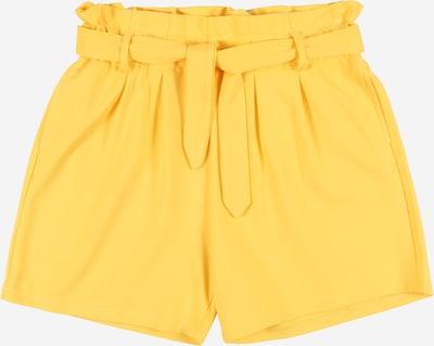 NAME IT Hlače | rumena barva, Prikaz izdelka