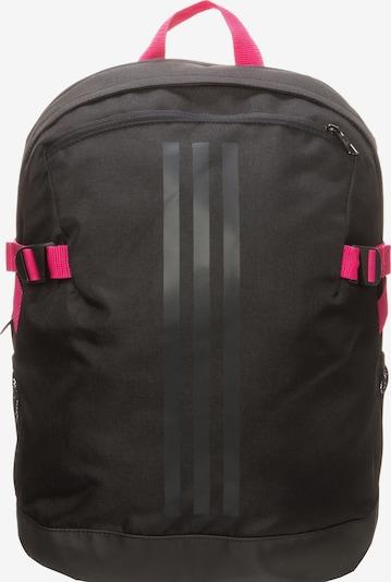 ADIDAS PERFORMANCE Sac à dos de sport en rose / noir, Vue avec produit
