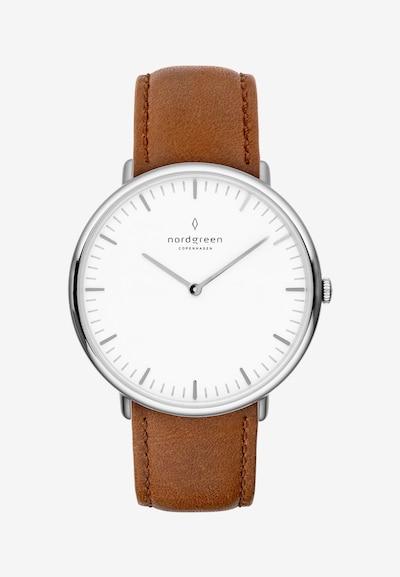 Nordgreen Armbanduhr in braun, Produktansicht