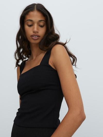Top 'Rafaela' EDITED pe negru, Vizualizare model