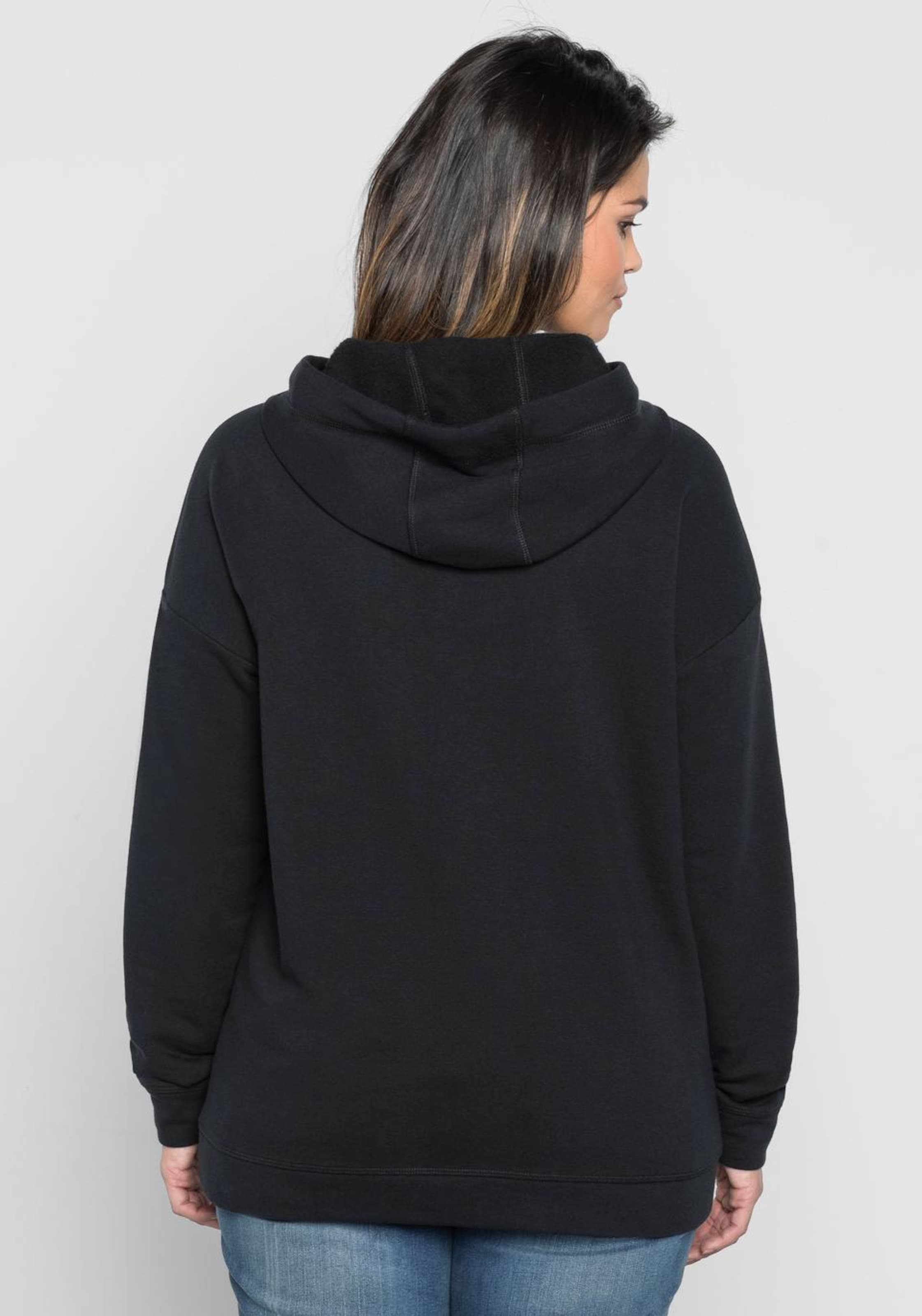 Sweatshirt In Schwarz Schwarz Sheego In Sweatshirt In Schwarz Sweatshirt Sheego Sweatshirt In Sheego Sheego ybvIf6mY7g