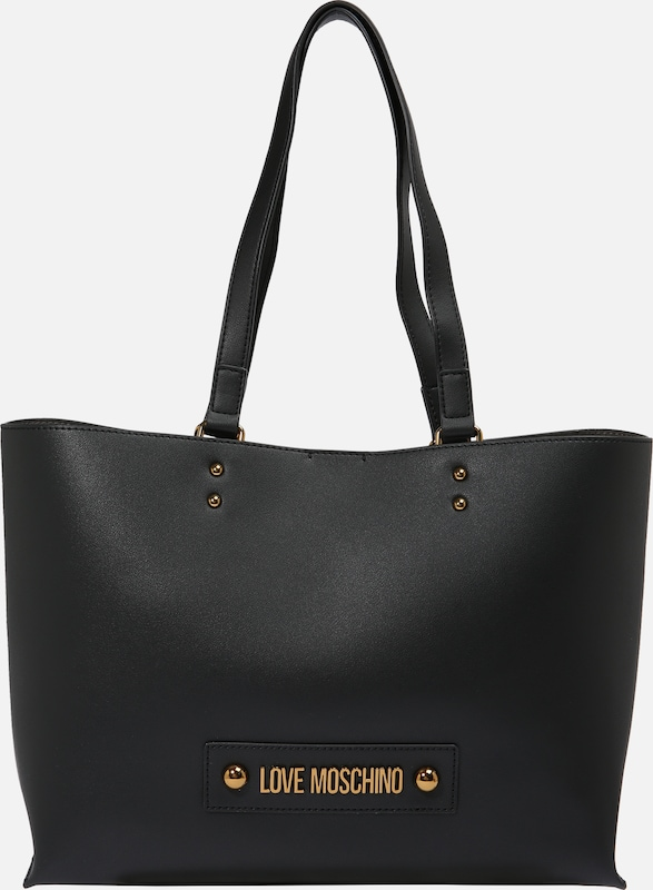 Love Moschino Shopper in schwarz, Produktansicht